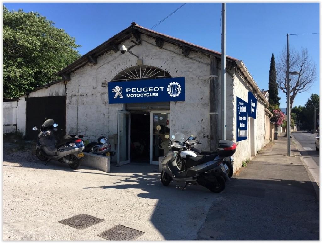 Un mécanicien professionnel à Plan-de-Cuques | Laurent Moto Service